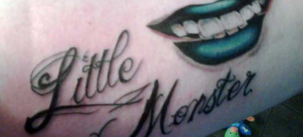 lady gaga little monster