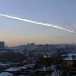 meteor yang jatuh di rusia