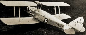 DH.82B Queen Bee