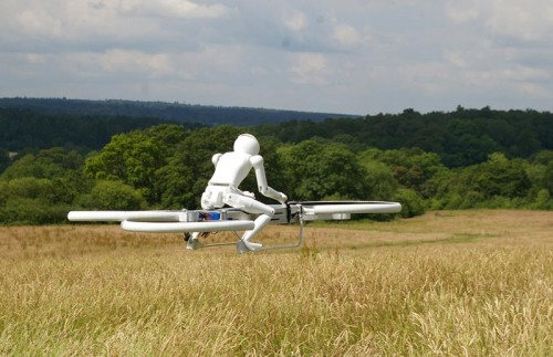 model hoverbike