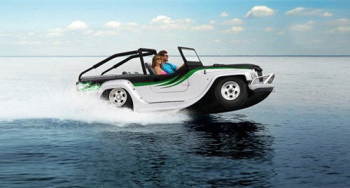 phanter water car