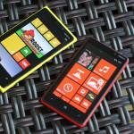 nokia lumia 920 dan lumia 820