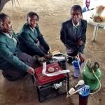 penemu energi alternatif dari urin