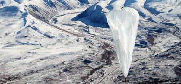 Proyek Loon Google Balon Udara Bertenaga Surya