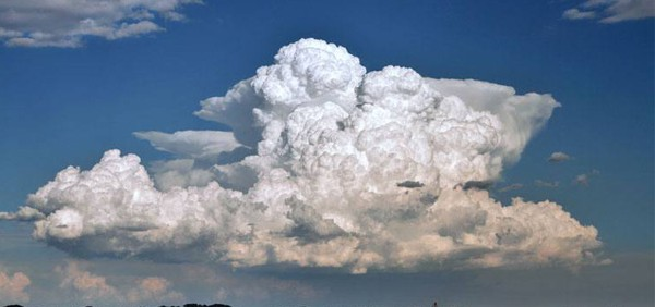 awan cumulonimbus