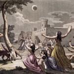 fenomena gerhana bulan